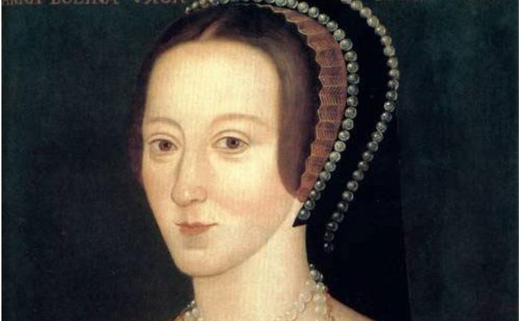 Ana Bolena abrió el cisma entre Inglaterra y el catolicismo