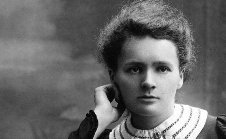Marie Curie, primera mujer en ganar el Nobel