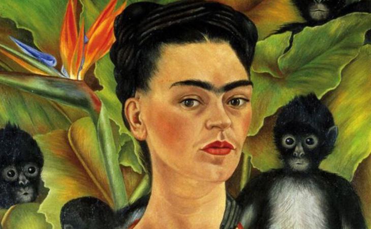Frida Kahlo llevó una vida poco convencional