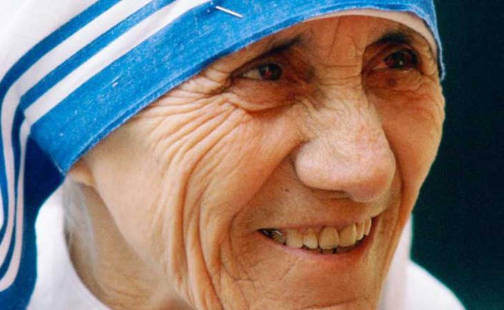 Teresa de Calcuta recibio el Nobel de la Paz en 1979