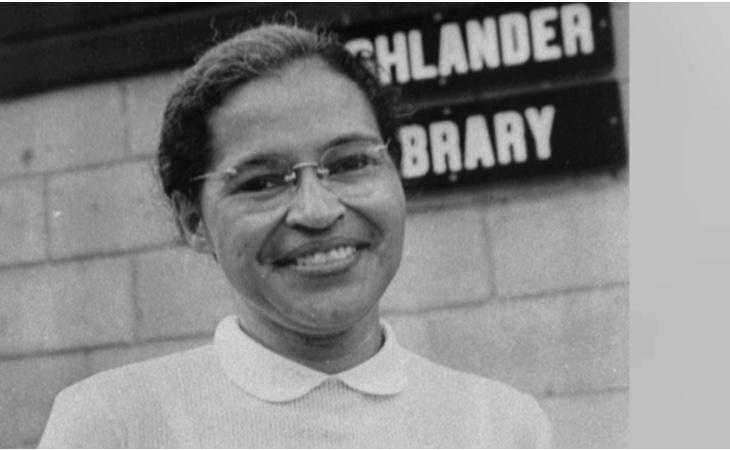 Rosa Parks es imagen de la lucha por la igualdad