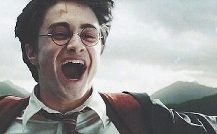 Harry Potter, protagonista de la saga de magos