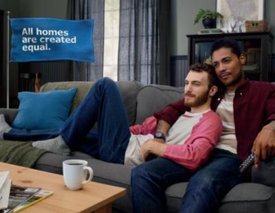 Después del escándalo homófobo de 'El Corte Inglés', IKEA presume de igualdad