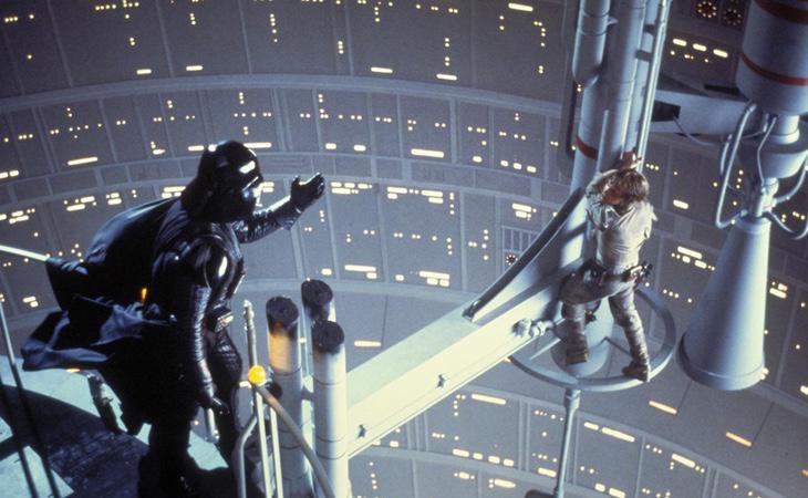 Después de las tres primera sagas Lucas desarrolla la historia de Anakin Skywalker