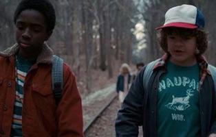 Los niños de 'Stranger Things' reinterpretan famosas películas de los 80