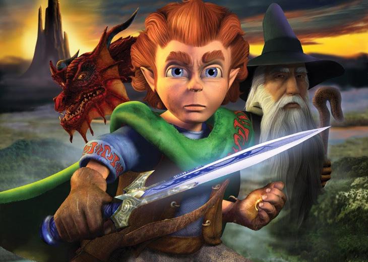 En los videojuegos tambien tropezó la adaptación del 'El Hobbit'.
