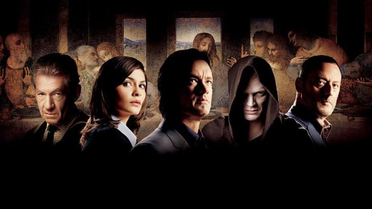 'El código da Vinci' se quedó corta.
