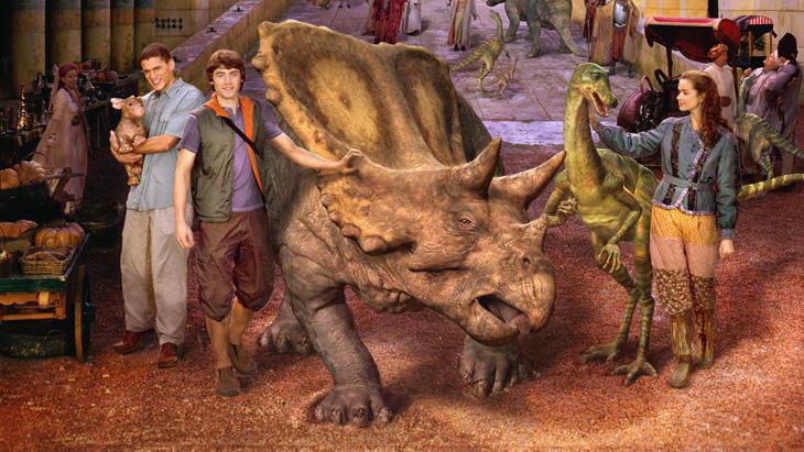 La serie 'Dinotopia' no logró representar fidedignamente su obra literaria.