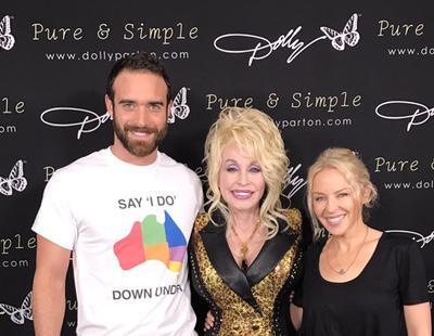 Kylie Minogue solo se casará cuando Australia legalice el matrimonio gay