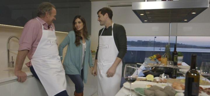 ¿Y Sara cocina bien?