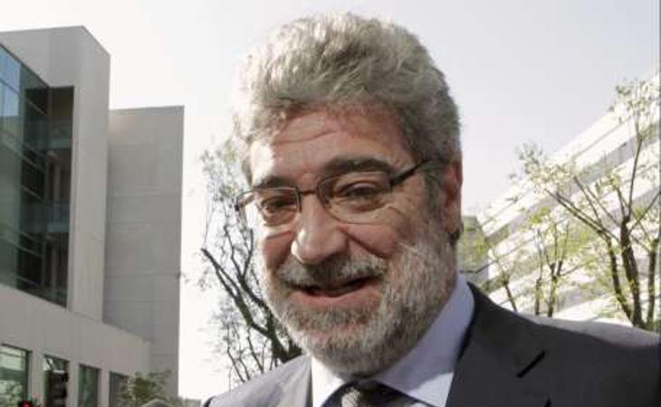 El ahora tertualiano Miguel Ángel Rodríguez (EFE)