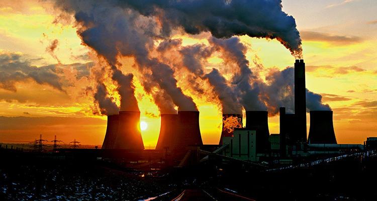 El protocolo permite a las empresas especular con las emisiones de gases