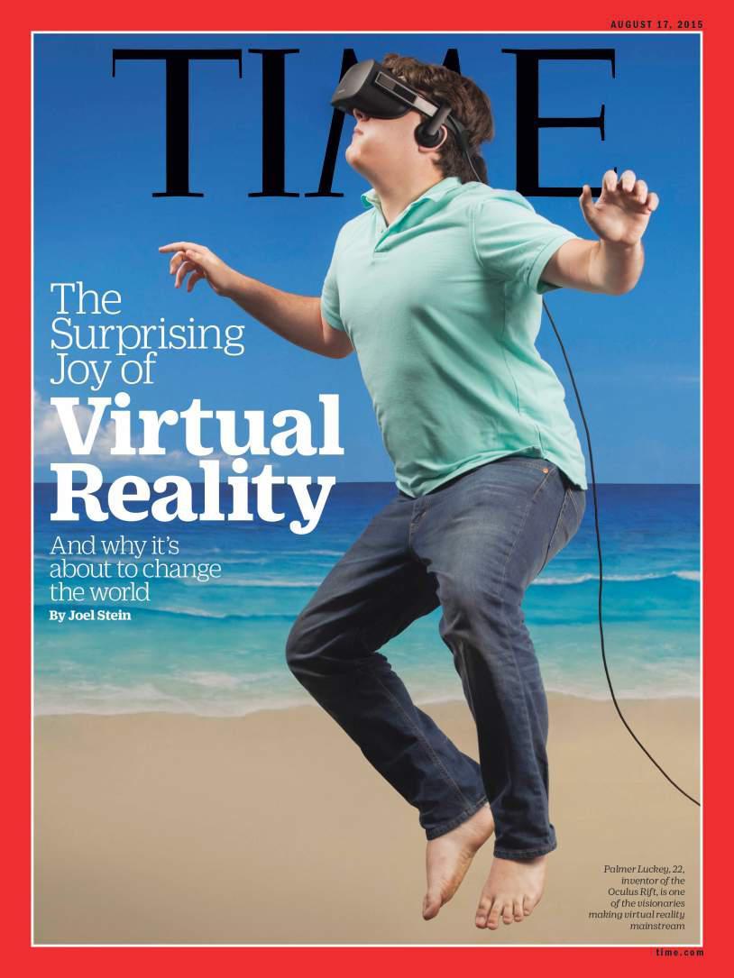 El negocio de Oculus
