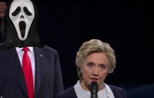 Los mejores memes del segundo debate entre Trump y Clinton