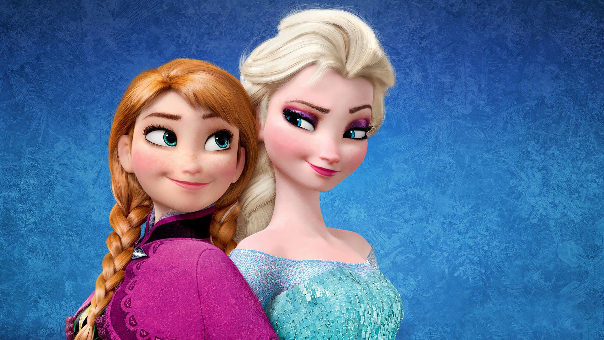 Anna y Elsa son nuestras nuevas heroínas