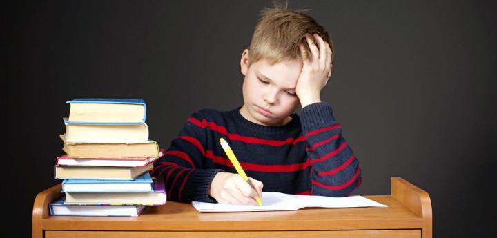 Los deberes son aburridos y no fomentan la creatividad o la imaginación