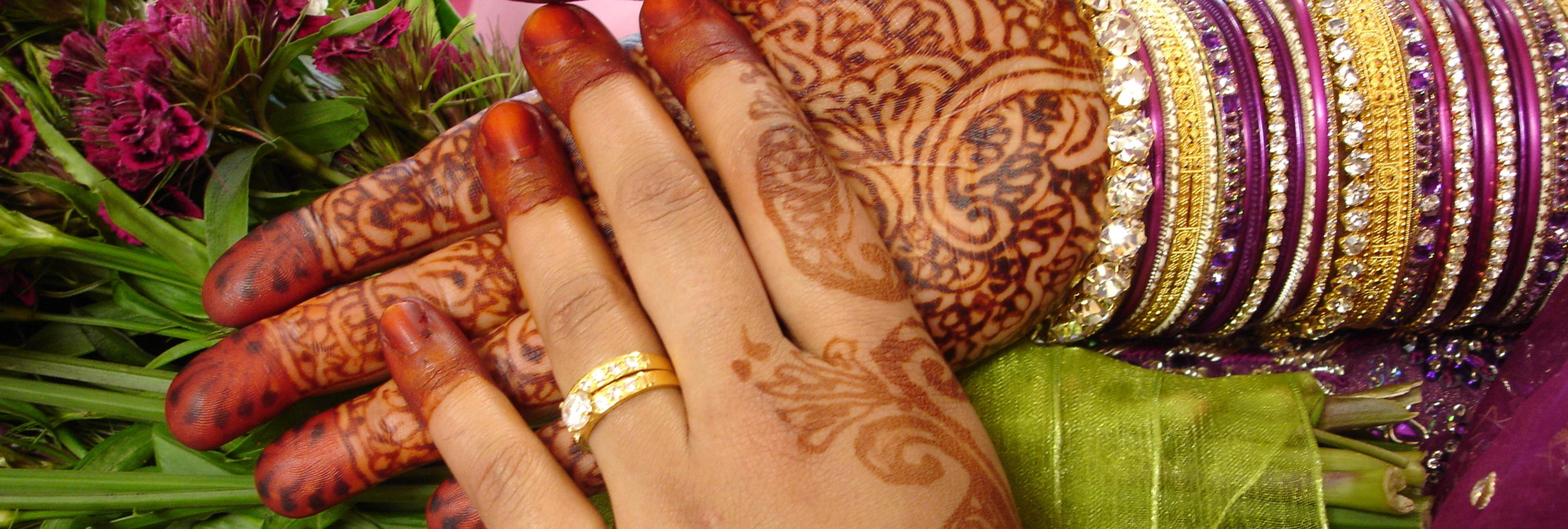 Cada siete segundos una niña menor de 15 años es obligada a casarse