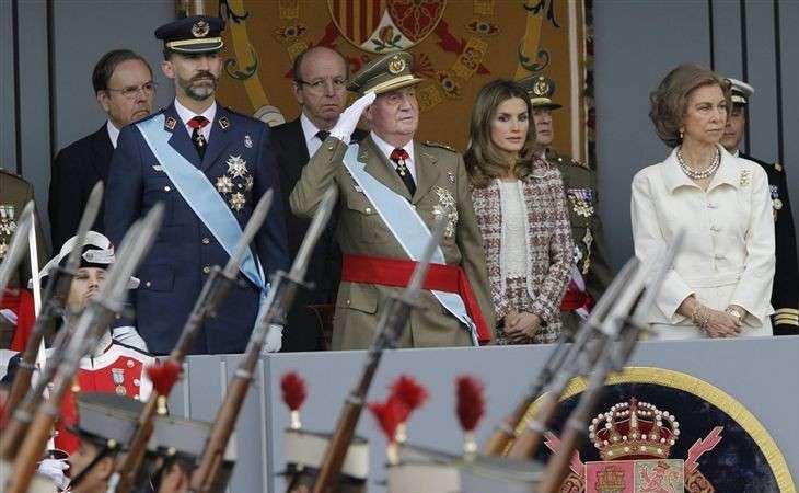 El 12 de octubre es un día ligado a la monarquía