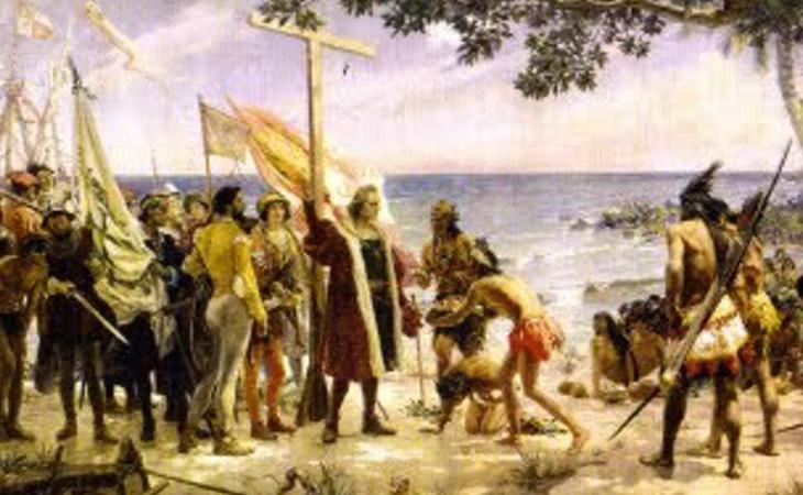 La conquista de América fue un proceso muy violento