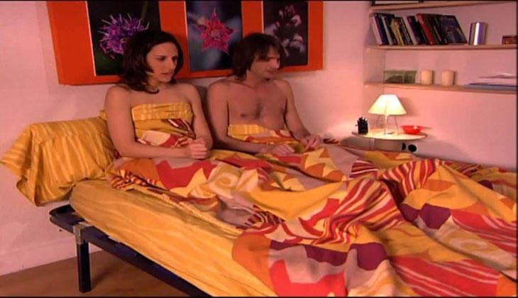 La discusión y posterior relación sexual era un mantra de la serie