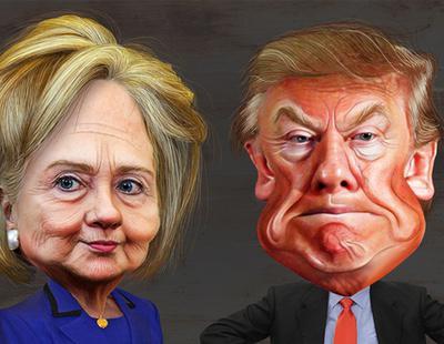 Trump perdería las elecciones si solo votaran las mujeres