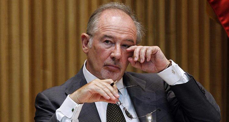 Rodrigo Rato, antiguo presidente de Bankia