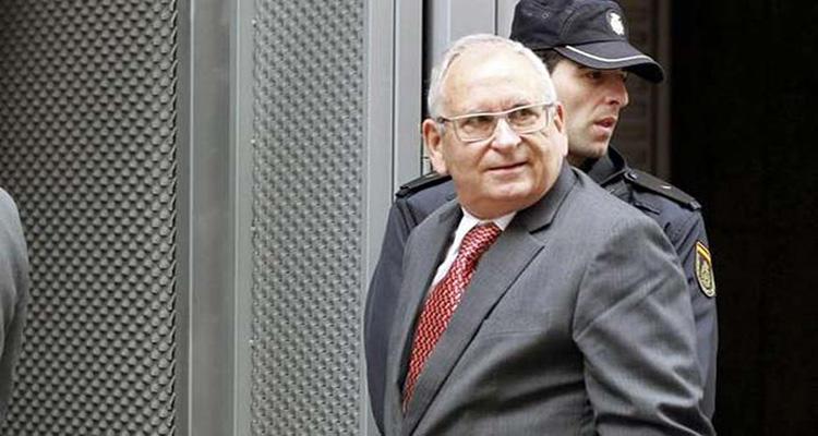 Ángel Sanchís también se sienta en el banquillo de los acusados