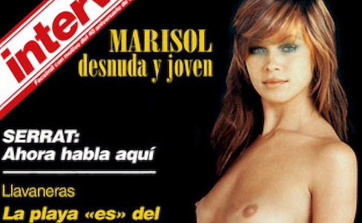 La portada de Marisol fue muy controvertida