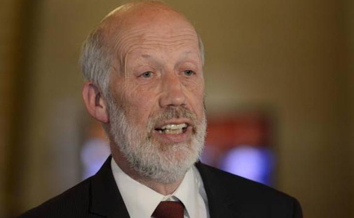 David Ford, el político expulsado por defender el matrimonio igualitario