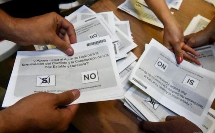 Colombia votó 'no' al acuerdo con las FARC, contra todo pronóstico