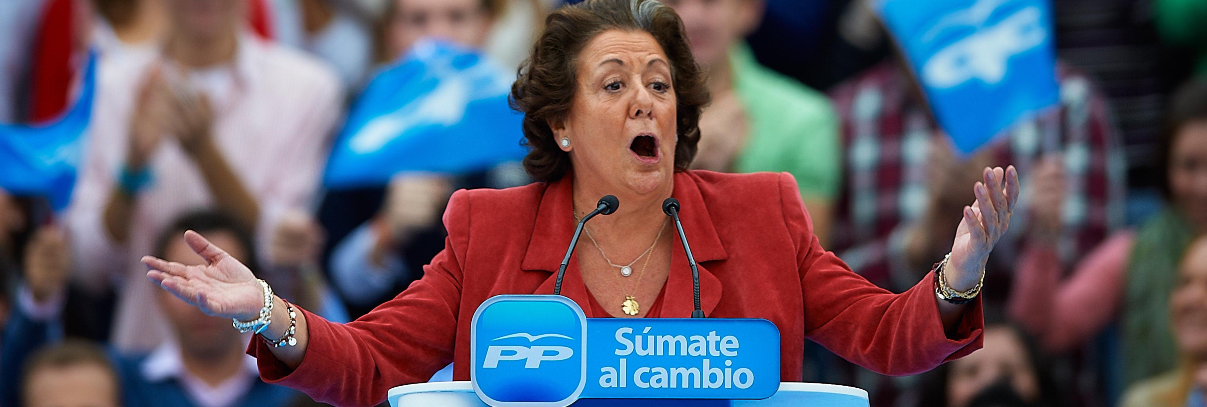 Rita Barberá, imputada por el Supremo