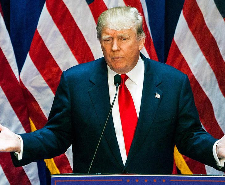 Según Trump, las presentadoras deberían ser sensuales
