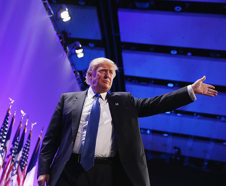 El cambio climático no existe, según Trump