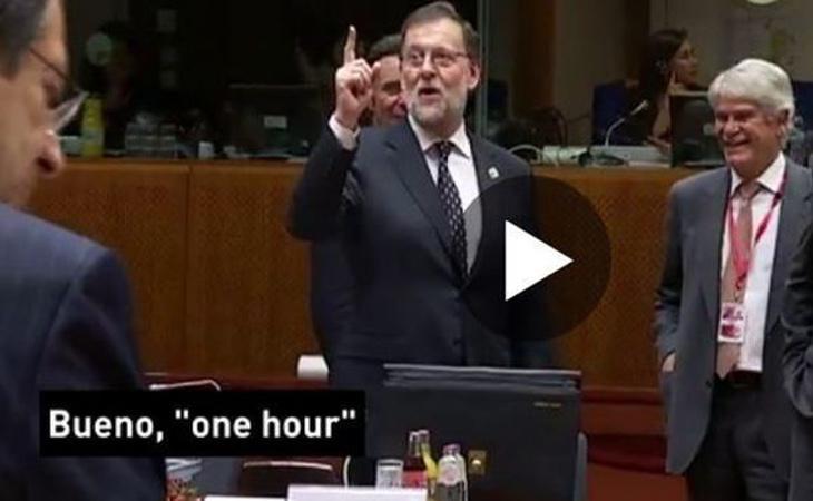 Bien dicho, Rajoy