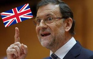 """Rajoy dice que la investidura será en  """"one hour"""""""
