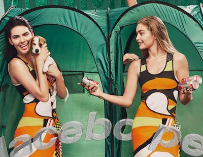 Kendall Jenner y Gigi Hadid se quedan sin rodillas en esta portada