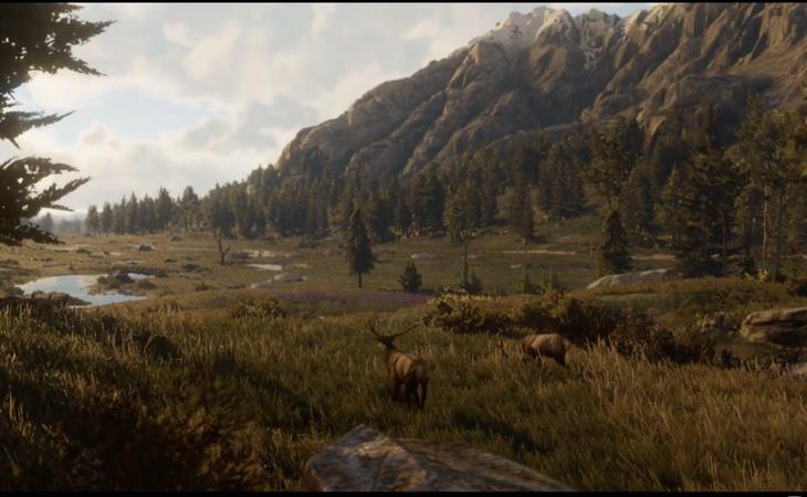El punto fuerte de la primera parte fueron sus paisajes, y todo indica que volverán a serlo