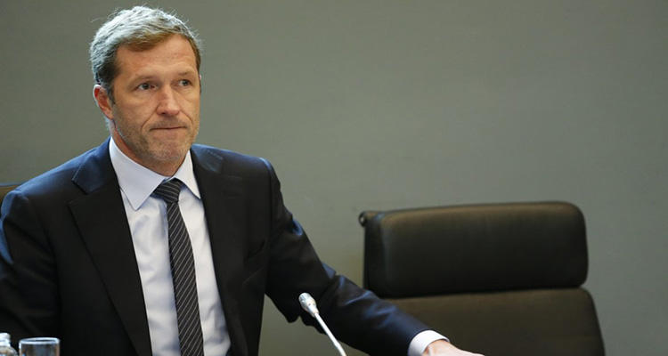 Paul Magnette, a la cabeza del gobierno regional de Valonia