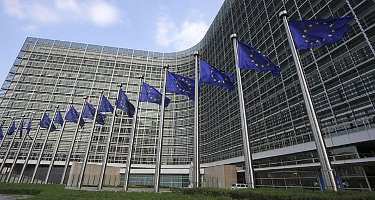 La sede de la Comisión Europea, una parte activa del acuerdo