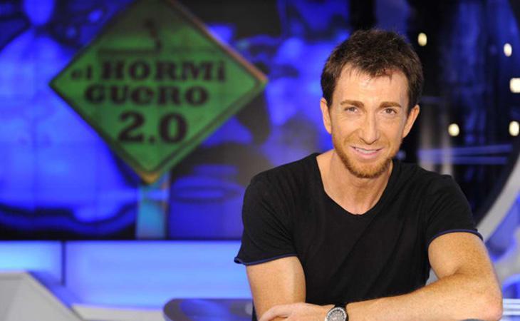 Pablo Motos en su etapa en Cuatro