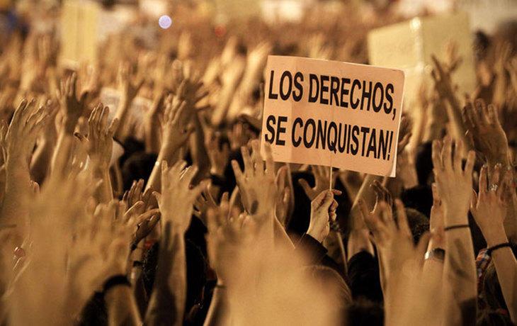 El 15M fue el catalizador de la mayor ola de movilizaciones en España desde la Transición