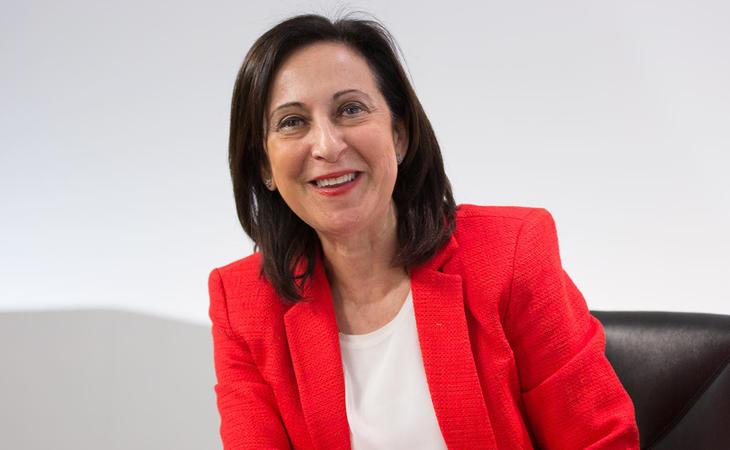 Margarita Robles, uno de los principales apoyos de Pedro Sánchez