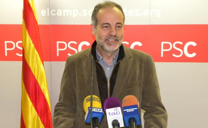 Joan Ruiz i Carbonell es diputado desde el 2008