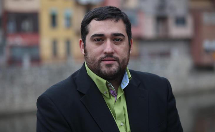 Marc Lamuà Estañol, diputado del PSC por Girona