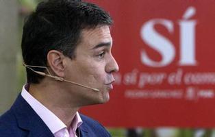 Estos son los 12 diputados díscolos del PSOE