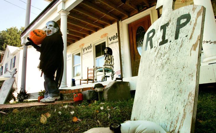 Halloween nace de una fiesta pagana celta