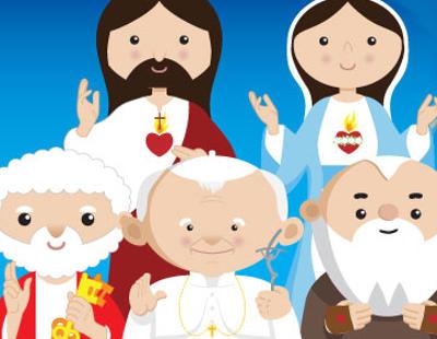 """Disfrázate de santo en """"Holywins"""", la propuesta de la Iglesia para Halloween"""