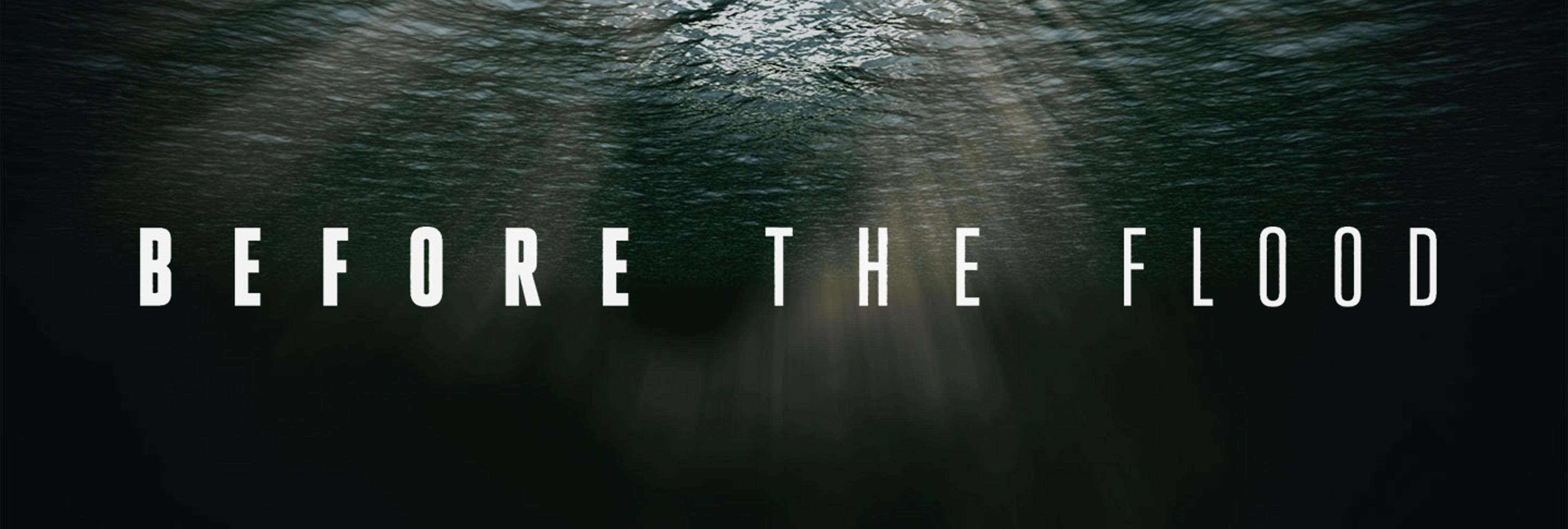 'Before the flood': El documental sobre el cambio climático de Leonardo DiCaprio