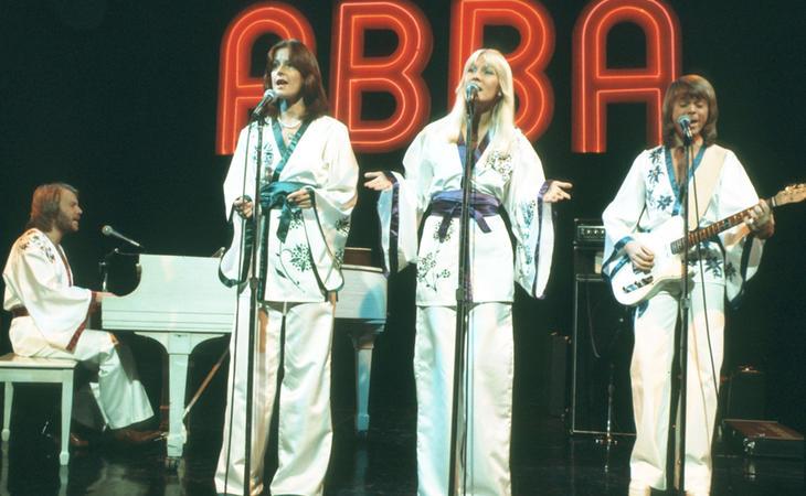 ABBA está de vuelta