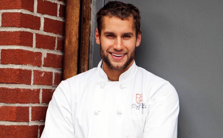 Sus fans lo proclaman el chef más sexy del mundo